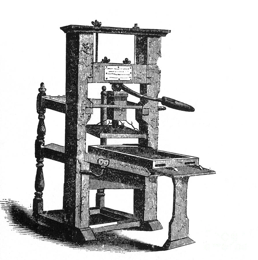 Johannes Gutenberg And The Printing Press Essay Was German Goldsmith Who Invented